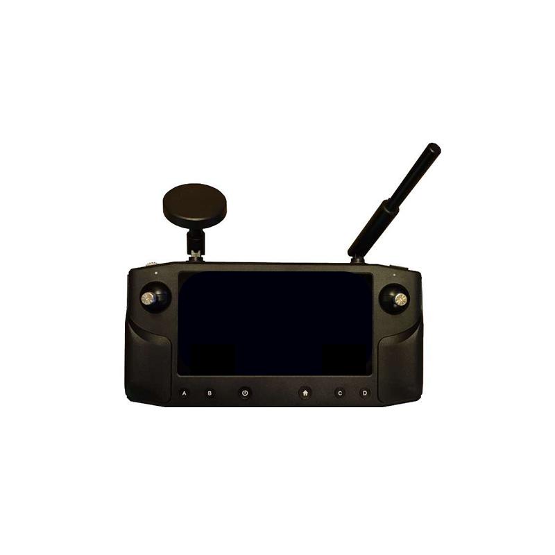 Tête caméra diam 38 mm, fil d'eau pour système ITV23