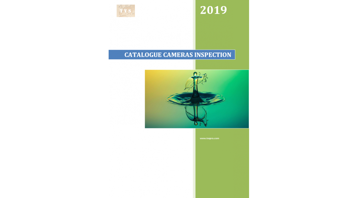 CATALOGUE 2019 CAMERAS INSPECTION